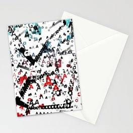Say Aaaaaa... Stationery Cards