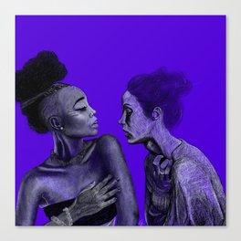 Desire & Despair Canvas Print