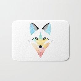 Fox multicolor Bath Mat