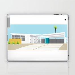 mid-century modern house four Laptop & iPad Skin