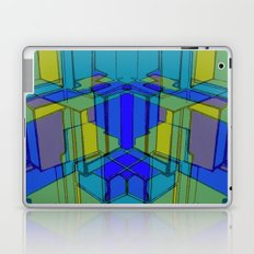 Cube Geometric II Laptop & iPad Skin