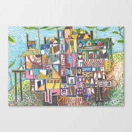 Chapman's House of Dreams 1 Canvas Print