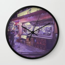 WILD JAPAN 09 Wall Clock