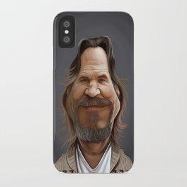 Jeff Bridges iPhone Case