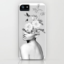 Floral beauty 2 iPhone Case