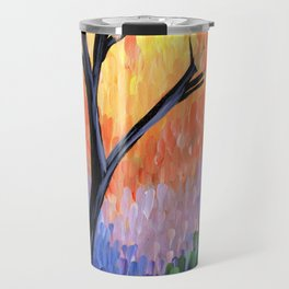 Be the Colorful Tree Travel Mug