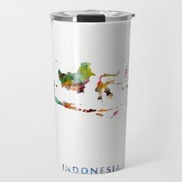 Indonesia Travel Mug