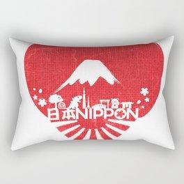 ONE NIPPON Rectangular Pillow