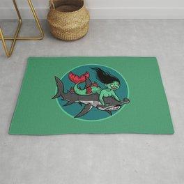 Mermaid Mayhem Rug
