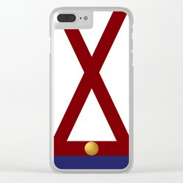 Young Justice's Miss Martian S1 Clear iPhone Case