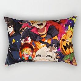 halloween boruto Rectangular Pillow