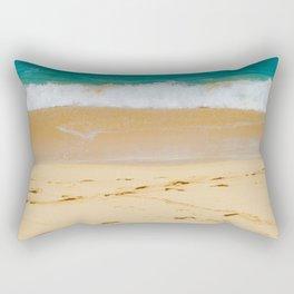 Shoreline Beach Rectangular Pillow