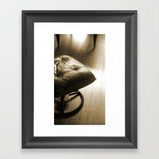 legs2 Framed Art Print