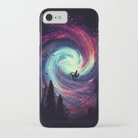 inspirational iPhone & iPod Cases featuring Adventure Awaits by nicebleed