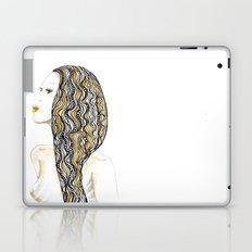 yellow rasta Laptop & iPad Skin