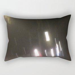 Abstracte Light Art in the Dark 2 Rectangular Pillow