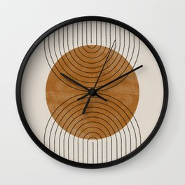 Perfect Touch Wall Clock