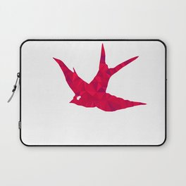 Triangulate Bird Laptop Sleeve