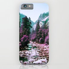 Yosemite Purple iPhone 6s Slim Case
