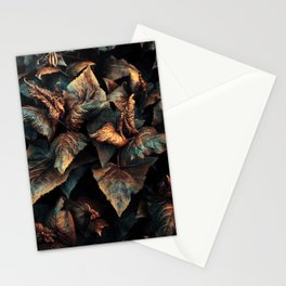 Leaves 001 Stationery Cards