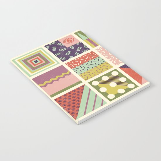 Patternz Notebook