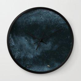 Tunafish Sandwich Wrap, Unravelled II Wall Clock