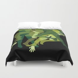 His Hers Duvet Cover