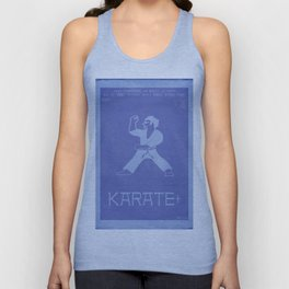 Retrogaming - International Karate + Unisex Tank Top