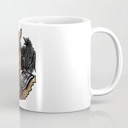 Viking   Warrior Raven Odin Walhalla Valknut Loki Coffee Mug