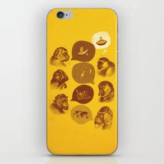 Bananaz iPhone & iPod Skin