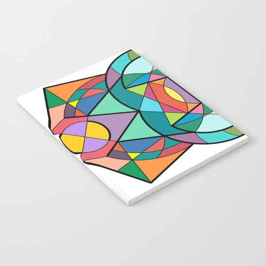 Xagon #3_1 - Tri Notebook