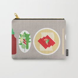 Sriracha Meal Carry-All Pouch