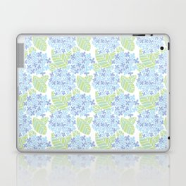 Japanese Floral Pattern 04 Laptop & iPad Skin