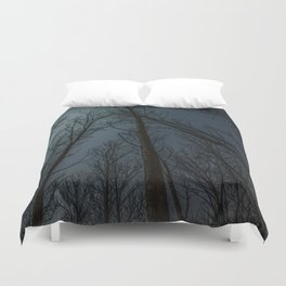 The Night Calls Duvet Cover