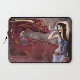 The Dragon Tamer Laptop Sleeve