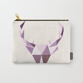 Polydeer in Space Carry-All Pouch