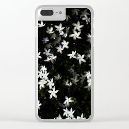 Butterflies In Me Clear iPhone Case