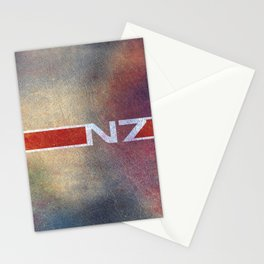 Mass Effect's N7 Stationery Cards