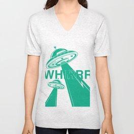 Whirrr Unisex V-Neck