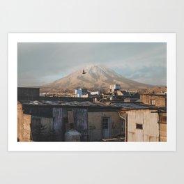 Arequipa, Peru Art Print