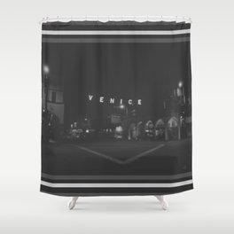 136 | venice beach Shower Curtain