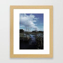 Swamped  Framed Art Print