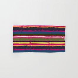 Spurious Rainbow Hand & Bath Towel