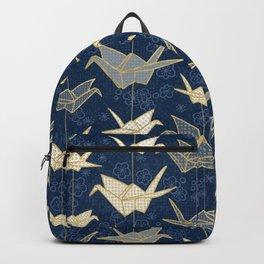 Sadako's Good Luck Cranes Backpack