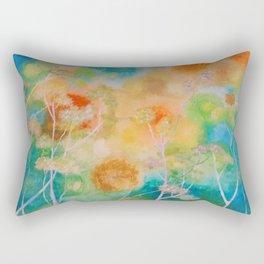 Mess in My Mind Rectangular Pillow