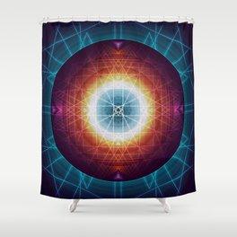 Akashic Fields Shower Curtain