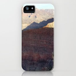 Grand Canyon, Sunny Day at the Grand Canyon Photo iPhone Case