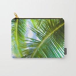 Aloha Lāhainā Palms Maui Hawaii Carry-All Pouch