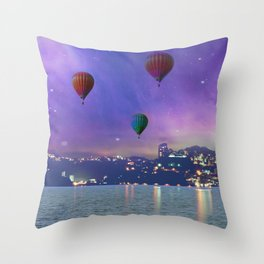 Dreamin Throw Pillow