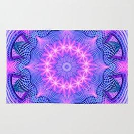 Dream Star Mandala Rug